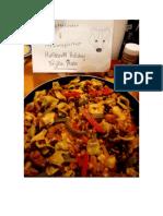 Hufflepuff Holiday Fajita Pasta.docx