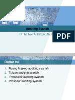 Auditing Syariah