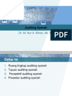 Auditing Syariah