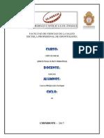 Investigacion Formativa Orto 3 Unidad