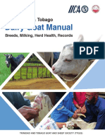 Dairy Goat Manual