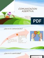 COMUNICACION ASERTIVA