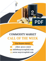Commodity Research Report 04 December 2017 Ways2Capital