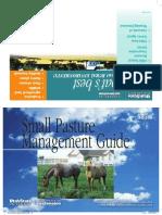 Sm Pasture Mgmt Guide Utah