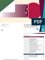 Regularisatie Studieperiodes Ambtenaren Brochure december 2017