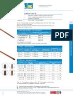 Copper Steel Earthing Rod