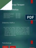 Kajian Resep Pasien Diabetes Melitus