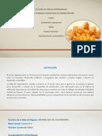 Mermelada de Aguaymanto