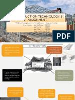 Construction Technology 3 Presentation Slides