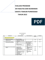 Evaluasi Program Mfk