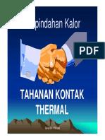 1 Tahanan Kontak Thermal 12 13