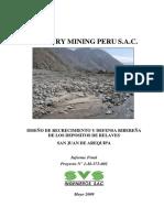 Informe Final Century Mining