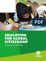 Oxfam (2015) Global Citizenship Guide for Schools