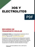 BIOQUIMICA 03 - Liquidos y Electrolitos