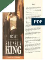 363549397 Level 6 Misery Stephen King Penguin Readers PDF