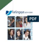 Farlingaye 6th Form Draft 2