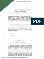 Air France vs. Court of Appeals 126 SCRA 448 , December 29, 1983