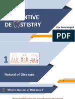 preventive denstistry