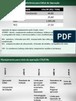 Apresenta Valor CTR/ETR