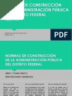 Legislación I