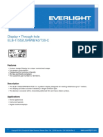 Everlight ELB 11552USRWB A3 T20 C Datasheet Rev2