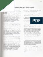 Uso y Administracion Del Color. Capítulo 3