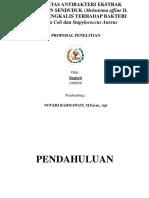 Bismillah Ppt Proposal