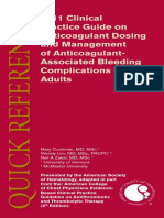 Anticoagulant Guidelines ASH
