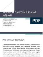 TAMADUN-DAN-TUNJUK-AJAR-MELAYU.pptx