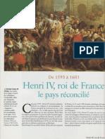 Dossier couleur Henri IV