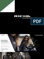 Richa Novidades 2017