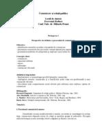 Comunicare Si Relatii Publice IFR
