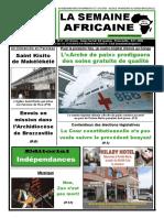 semaine africaine n°3730