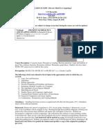UT Dallas Syllabus for ecs2305.003.10f taught by Charles Bernardin (cpb021000)