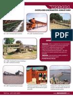 MASABA Overland Conveyor