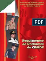 Dec 32784 2011 Regulamento de Uniformes CBMDF