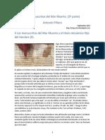 Piñero Antonio - 2017 - Los Manuscritos Del Mar Muerto_2a Parte