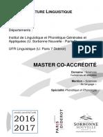 Brochure Master Phonetique Phonologie 2016 2017(1)