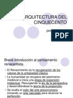 laarquitecturadelcinquecento-090316045043-phpapp01