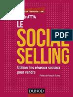 Marketing - Le Social selling - Utiliser les réseaux sociaux pour vendre - Dunod.pdf