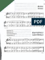 Bartok - Mikrokosmos Vol.1 Página 8
