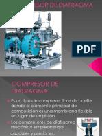 Compresores de Diafragma