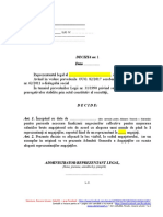 2 Acord Angajator modificare CCM