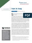 Iran in Iraq