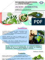 Clase N° 002 Ambiente y Ecologia