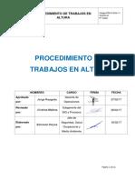 PRO II SSA 11 Trabajos en Altura