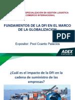 Fundamentos de La DFI en El Marco de La Globalizacion