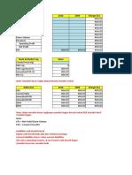 Fundamental Worksheet
