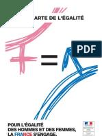 Charte Égalité
