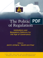 [Jacint Jordana, David Levi-Faur] the Politics of regultion